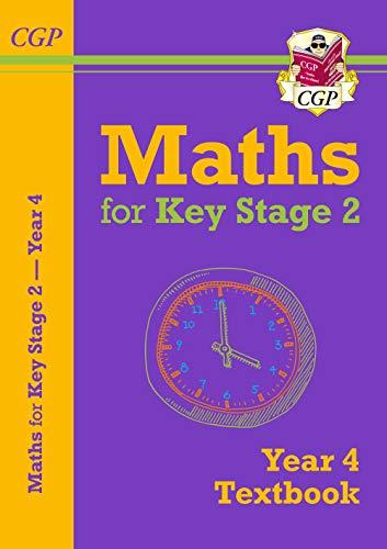 KS2 Maths Textbook - Year 4 By CGP Books