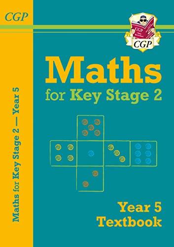KS2 Maths Textbook - Year 5 von CGP Books