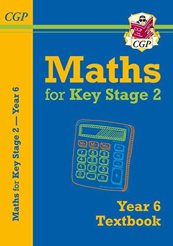 KS2 Maths Textbook - Year 6 von CGP Books