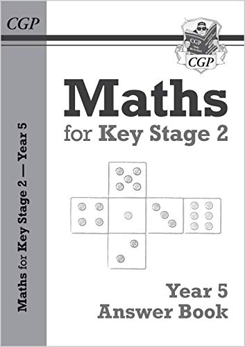 KS2 Maths Answers for Year 5 Textbook von CGP Books