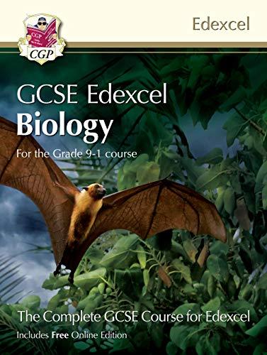 Grade 9-1 GCSE Biology for Edexcel: Student Book with Online Edition von CGP Books