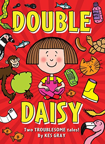 Double Daisy by Kes Gray