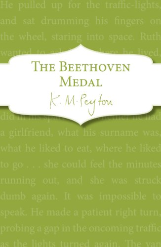 The Beethoven Medal By K M Peyton (Kathleen)