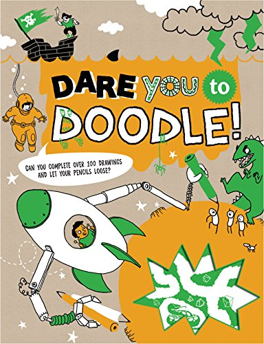 Dare You To Doodle By Caroline Rowlands