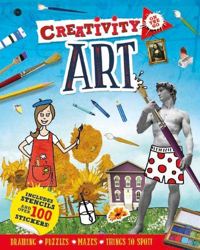 Creativity On the Go: Art By Ruth Thomson