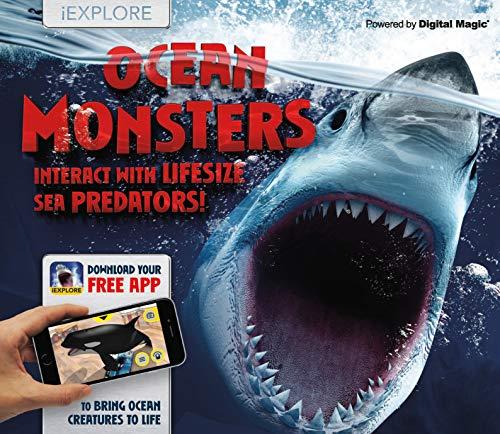 iExplore - Ocean Monsters By Nicola Davies