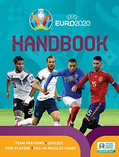UEFA EURO 2020 Kids' Handbook von Kevin Pettman