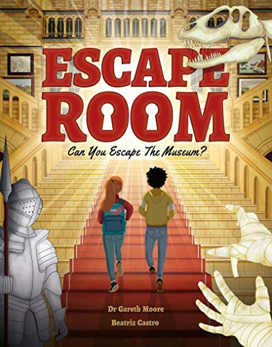 Escape Room - Can You Escape the Museum? By Dr Gareth Moore