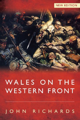 Wales on the Western Front By John Richards