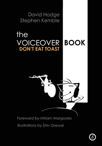 The Voice Over Book By Stephen Kemble