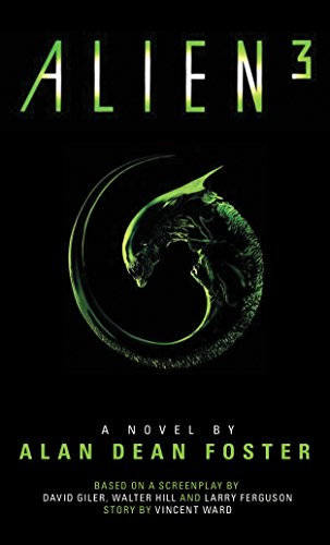 Alien 3 By Alan Dean Foster