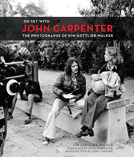 On Set with John Carpenter By Kim Gottlieb-Walker