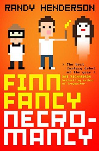 Finn Fancy Necromancy By Henderson