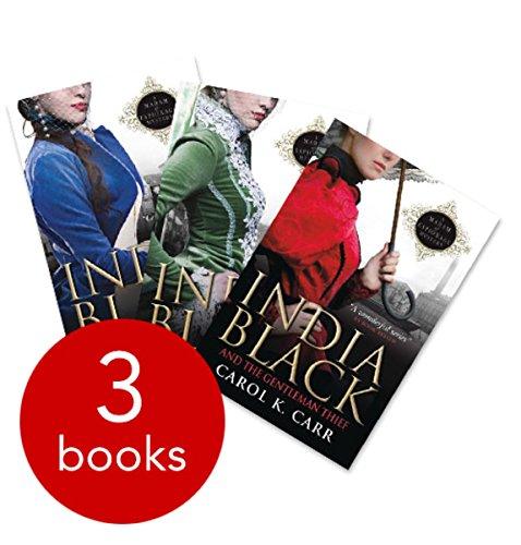 India Black Book People 3 Book Shr By Carol K  Carr