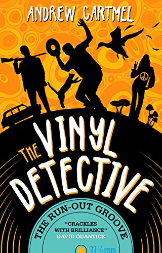 Vinyl Detective By Andrew Cartmel