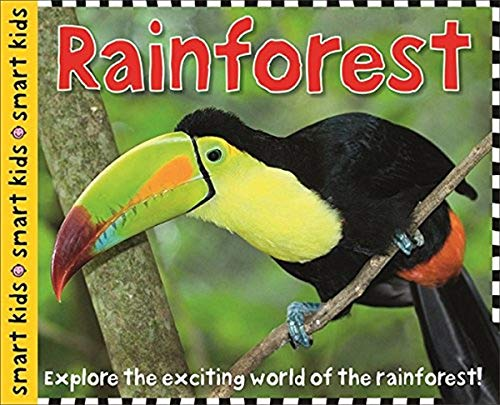 Rainforest By Roger Priddy
