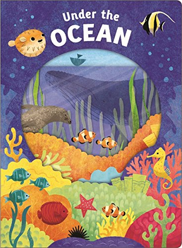 Look Closer Under The Ocean By Roger Priddy