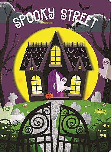 Spooky Street By Roger Priddy