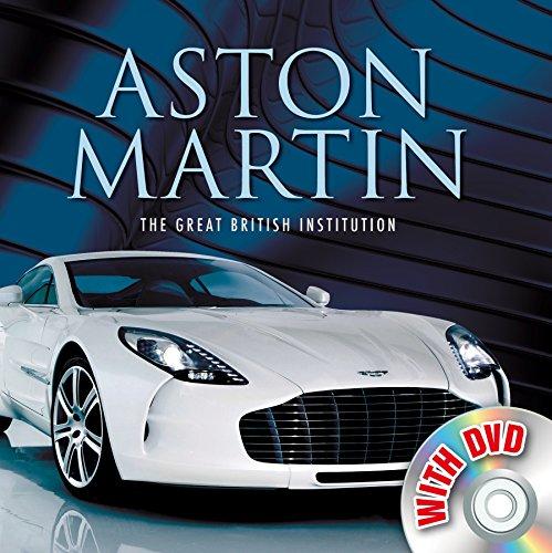Aston Martin (Vehicle Book and DVD)