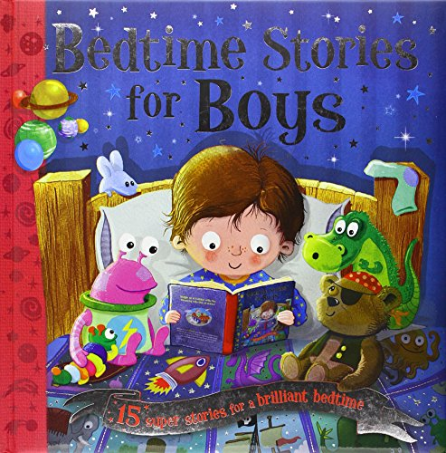 First Bedtime Stories for Boys by