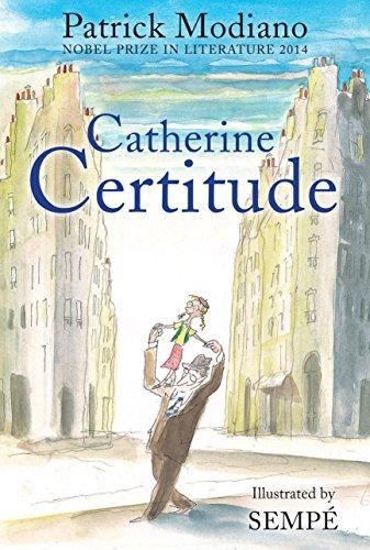 Catherine Certitude By Patrick Modiano
