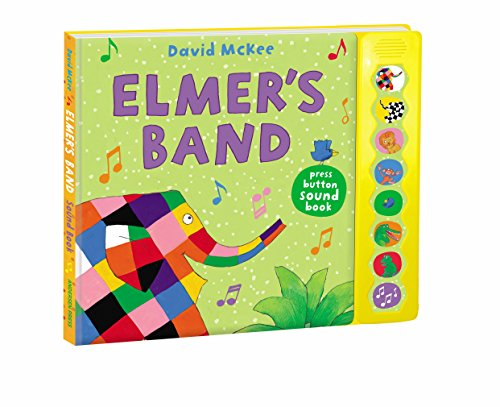 Elmer's Band By David McKee