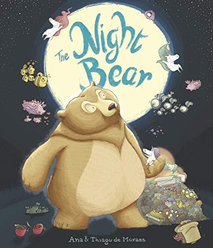 The Night Bear By Ana de Moraes