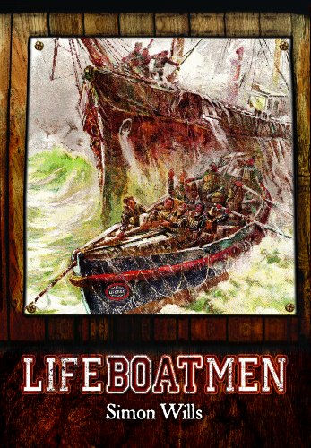 Lifeboatmen, Simon Wills Book The Cheap Fast Free Post