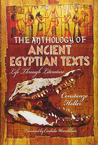 An Anthology of Ancient Egyptian Texts: Life Through Literature By Constanze Holler