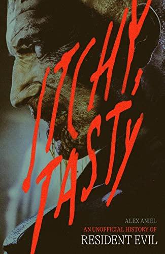 Itchy, Tasty By Alex Aniel