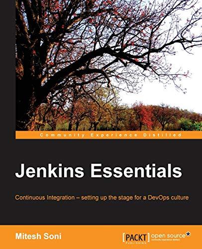 Jenkins Essentials By Mitesh Soni
