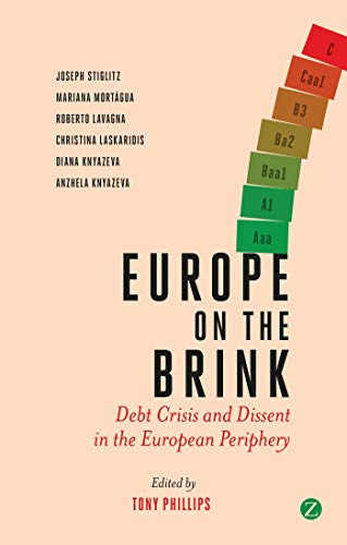Europe on the Brink By Tony Phillips