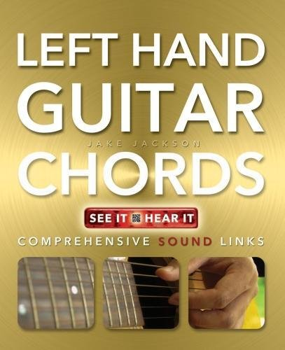 Left Hand Guitar Chords Made Easy By Jake Jackson