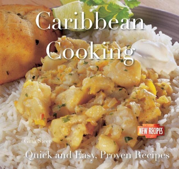 Caribbean Cooking By Camilla de la Bedoyere