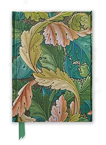 William Morris: Acanthus (Foiled Journal) by Flame Tree Studio