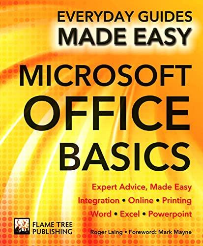 Microsoft Office Basics By Roger Laing