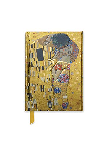 Klimt The Kiss FTPB03 (Foiled Pocket Journal) (Flame Tree Pocket Books) By Created by Flame Tree