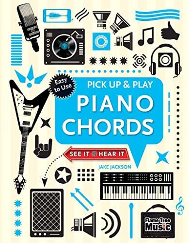 Piano Chords (Pick Up & Play) By Jake Jackson