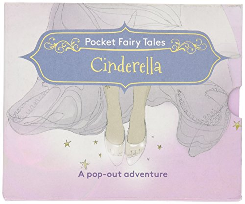Pocket Fairytales: Cinderella By Lily Murray