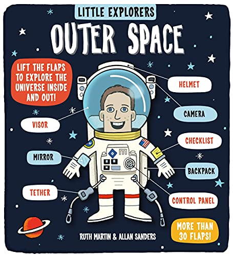 Little Explorers: Outer Space By Ruth Martin