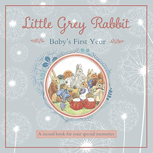 Little Grey Rabbit - Baby's First Year By Margaret Tempest