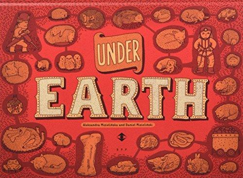 Under Earth, Under Water By Aleksandra Mizielinski