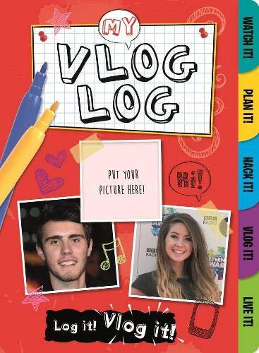 My Vlog Log By Frankie J. Jones