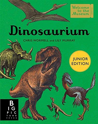 Dinosaurium (Junior Edition) By Chris Wormell