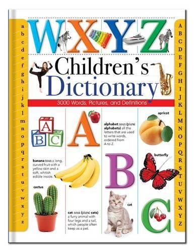 Children's Dictionary By MARTIN MANSER