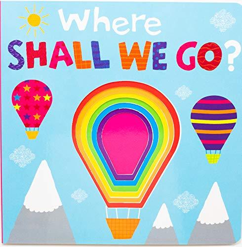 Where Shall We Go? By Simon Abbott