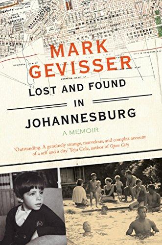Lost and Found in Johannesburg von Mark Gevisser