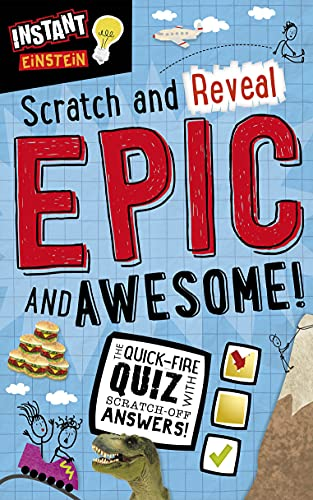 Epic and Awesome By Thomas Nelson