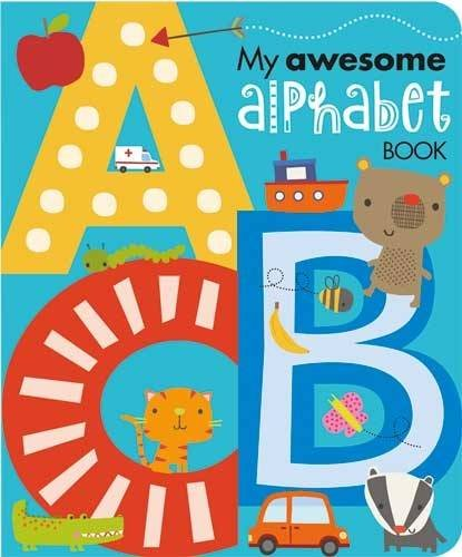 My Awesome Alphabet Book By Make Believe Ideas