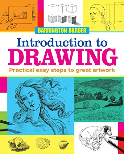 Barrington Barber Introduction to Drawing By Barrington Barber